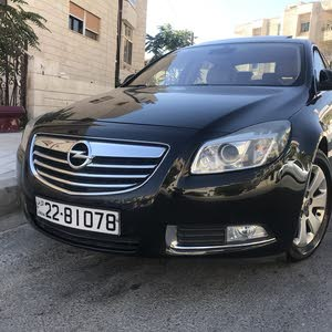 Automatic Black Opel 2013 for sale