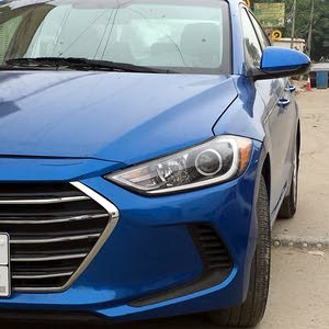 For sale Hyundai Elantra car in Baghdad