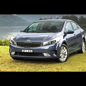 2018 Kia Cerato for sale in Sharqia