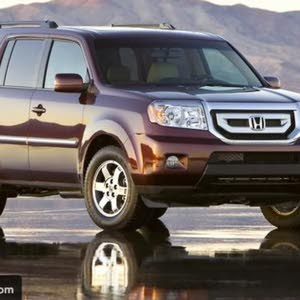 Gasoline Fuel/Power   Honda Pilot 2010