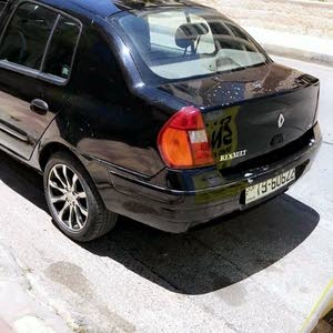 Manual Black Renault 2003 for sale