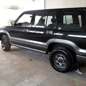 سيارة ايسوزو تروبر 1998 للبيع   أقساط من المالك مباشرة