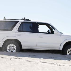 Automatic Toyota 2001 for sale - Used - Benghazi city
