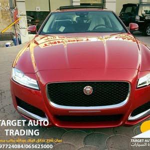 Jaguar XF 2018 For sale - Maroon color