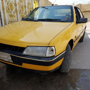 Manual Yellow Peugeot 2009 for sale