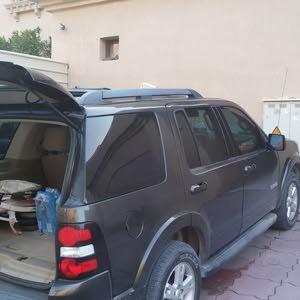 Gasoline Fuel/Power   Ford Explorer 2008