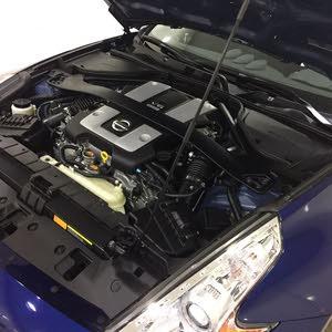 نيسان Nissan z370 موديل 2017