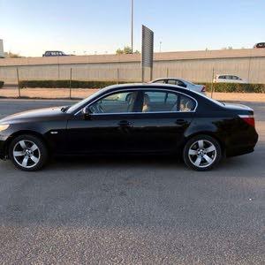 Black BMW 520 2004 for sale