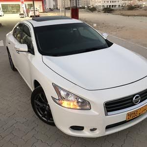 Nissan Maxima 2012 For sale - White color