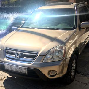 Automatic Beige Honda 2005 for sale