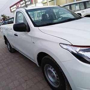 New condition Mitsubishi L200 2018 with 0 km mileage