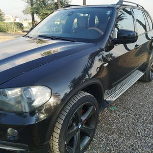 Used condition BMW X5 2008 with 100,000 - 109,999 km mileage