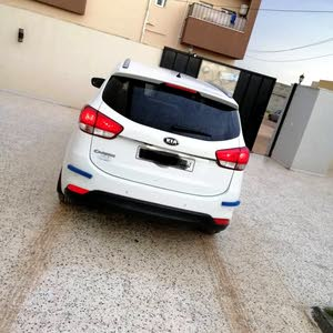 Gasoline Fuel/Power   Kia Carens 2014