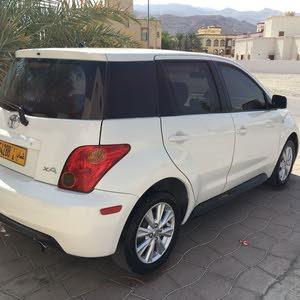 White Toyota Xa 2005 for sale