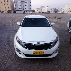 Used condition Kia Optima 2014 with 70,000 - 79,999 km mileage