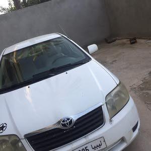 For sale Toyota Corolla car in Tripoli