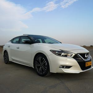 Used condition Nissan Maxima 2016 with 50,000 - 59,999 km mileage
