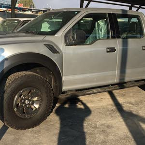 Silver Ford Raptor 2018 for sale