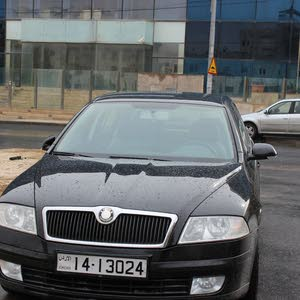 Gasoline Fuel/Power   Skoda Octavia 2009