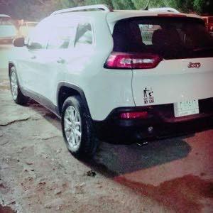 New Jeep Cherokee in Baghdad