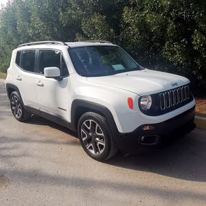 2016 Used Renegade with Automatic transmission is available for sale