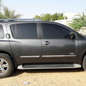Used Nissan Armada for sale in Abu Dhabi
