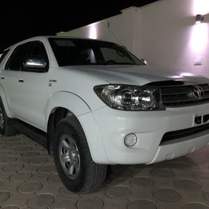 Toyota Fortuner 2010 for sale in Misrata