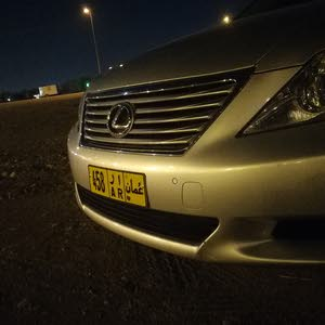 Lexus LS 2011 For sale - Silver color