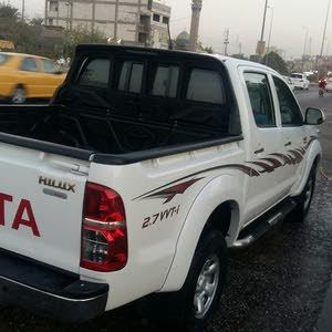 Toyota Hilux Used in Basra