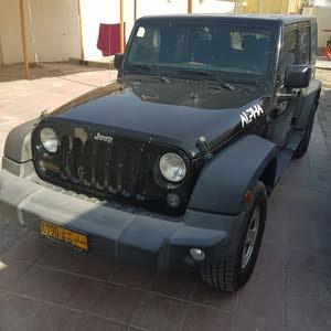 Jeep Wrangler car for sale 2016 in Sohar city