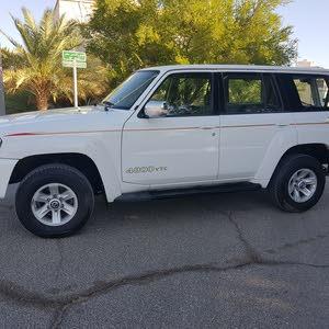 For sale Nissan Patrol car in Al Ain