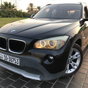 km mileage BMW X1 for sale