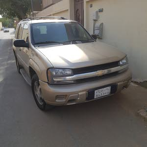 Chevrolet TrailBlazer 2006 For sale - Gold color