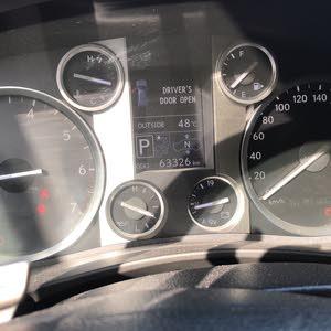 Lexus LX in Baghdad