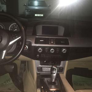 سياره  بي ام دبليو  520 للبيع