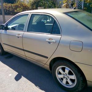 Used 2007 Corolla