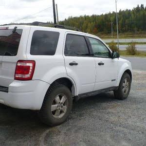 km Ford Escape 2008 for sale