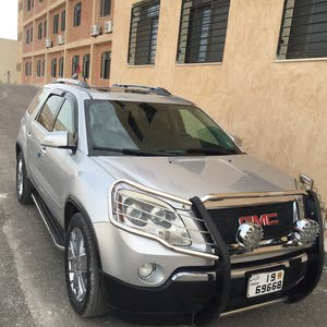 Silver GMC Acadia 2010 for sale
