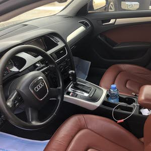 Grey Audi A4 2009 for sale
