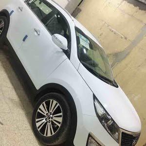Automatic White Kia 2015 for sale