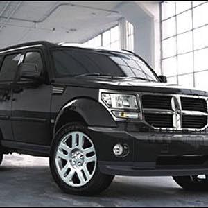 Black Dodge Nitro 2008 for sale