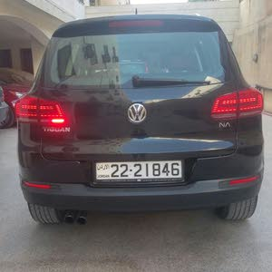Volks Wagen Tiguan in an Excellent Condition For Sale