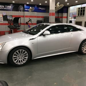 Cadillac CTS car for sale 2011 in Kuwait City city
