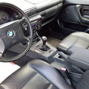 BMW محرك16 كمبيو عادي مكيفه ...صالون جلد اسود