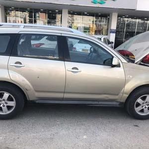 بيع سياره ماتسوبيشي أوت لاندر موديل 2009 بحالة الوكاله