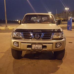 Gold Nissan Patrol 1998 for sale