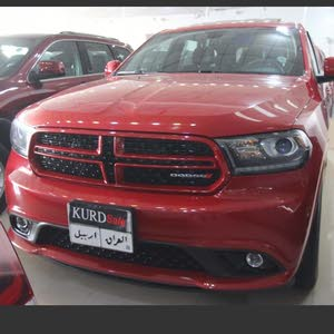 Dodge Durango 2017 For sale - Red color
