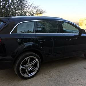 Audi Q7 Quattro  fully loaded