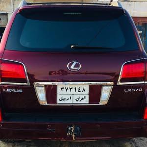 Lexus LX 2011 - Wasit
