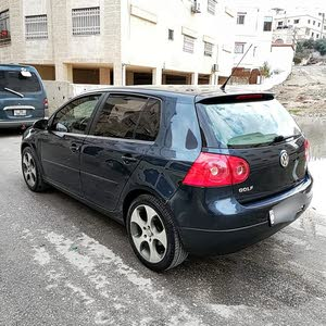 Blue Volkswagen Golf 2006 for sale